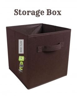 Foldable Fabric Storage Box online at best price in Pakistan