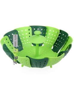 Folding Silicone Steamer Basket At Best Price in Pakistan