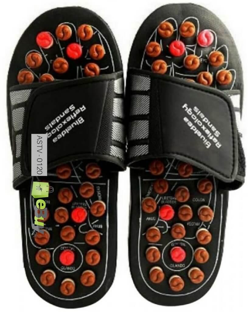 9b505533cb97 Buy Foot Reflexology Massage Slippers Online in Pakistan - eBuy.pk