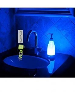 Glowing light soap bottle dispenser At Best Price In Pakistan