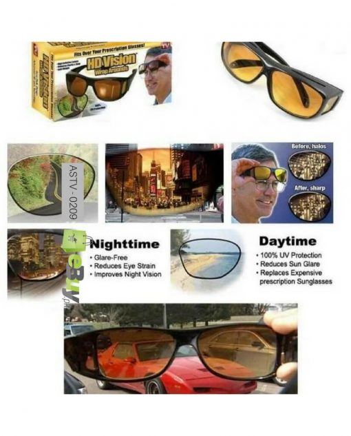 HD Vision Ultra Sunglasses Online in Pakistan 4