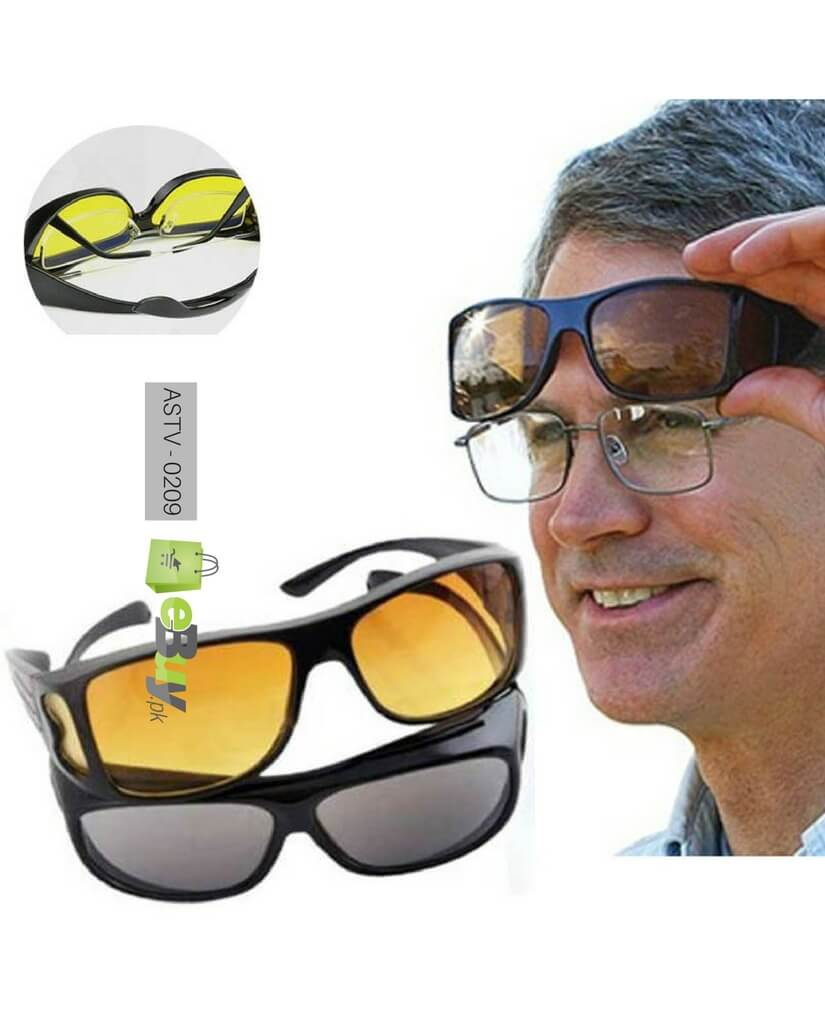 52600592153 Buy HD Vision Ultra Sunglasses Online in Pakistan - eBuy.pk