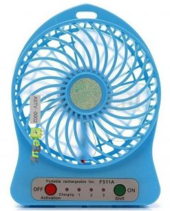 Handheld Portable Fan Rechargable in Pakistan