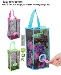 Hanging Mesh Plastic Bags Organizer Online at Best Price In Pakistan