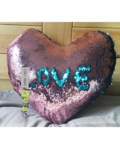 Heart Shape Color Changing Cushions Online in Pakistan