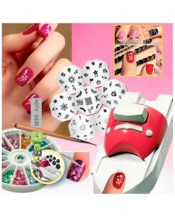 Buy hollywood nails all in one nail art kit online in pakistan hollywood nails all in one nail art kit online in pakistan 5 prinsesfo Images