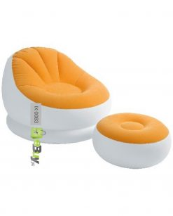 INTEX Chair With Ottoman Cafe Chaise Chair in Pakistan