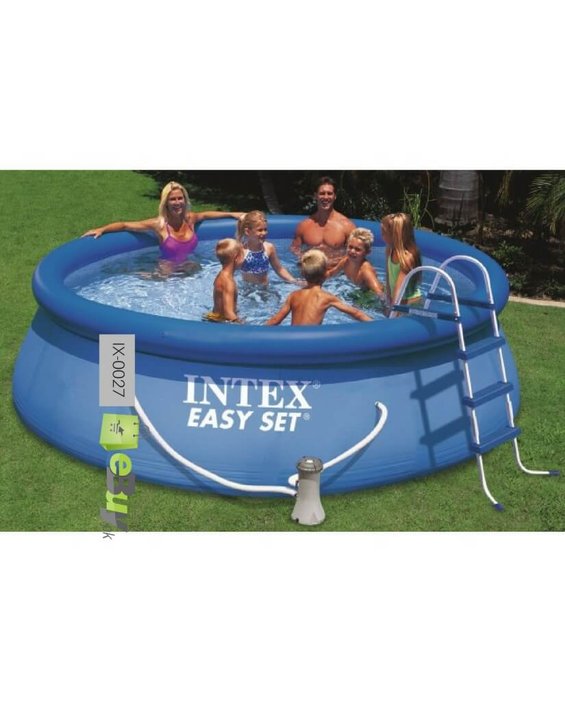 buy intex easy set pool online in pakistan. Black Bedroom Furniture Sets. Home Design Ideas