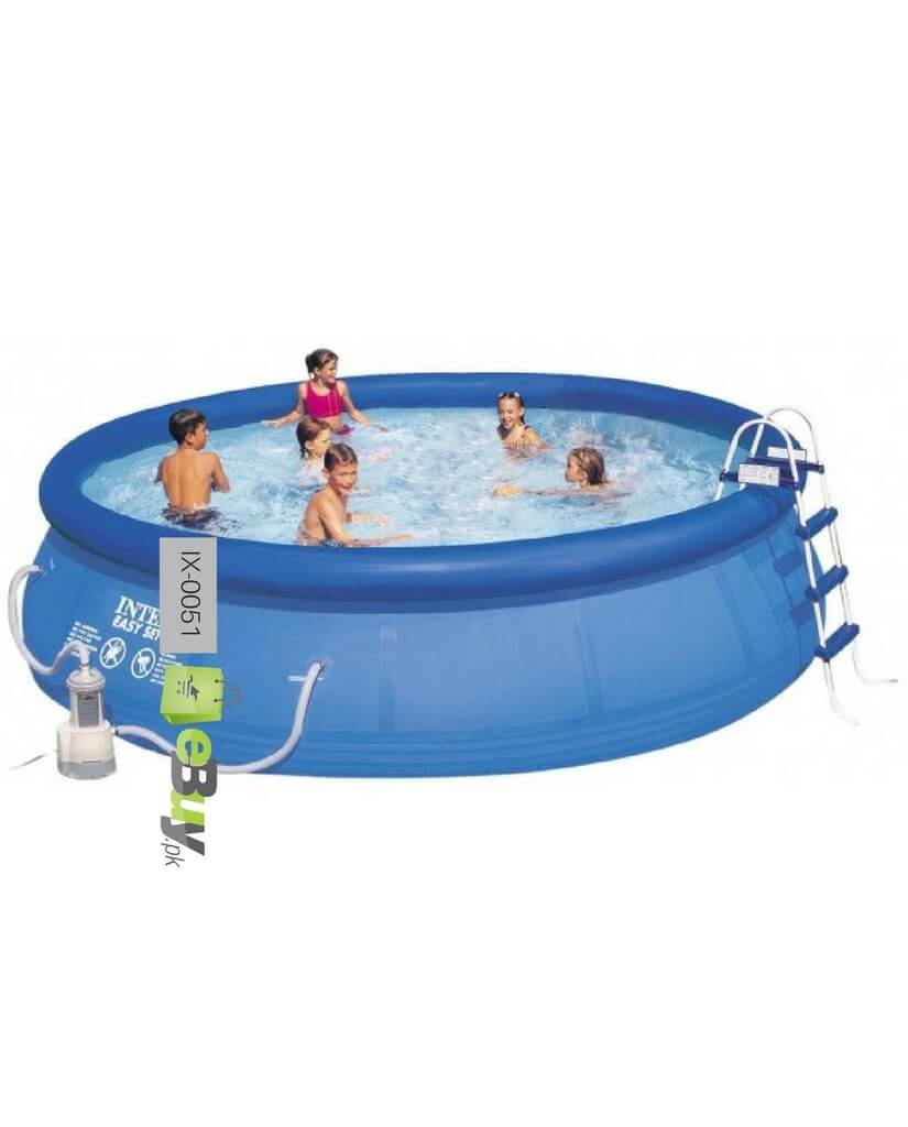 buy intex inflatable easy set pool online in pakistan. Black Bedroom Furniture Sets. Home Design Ideas