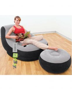 Intex Lounge Sofa With Foot Rest Online in Pakistan 2