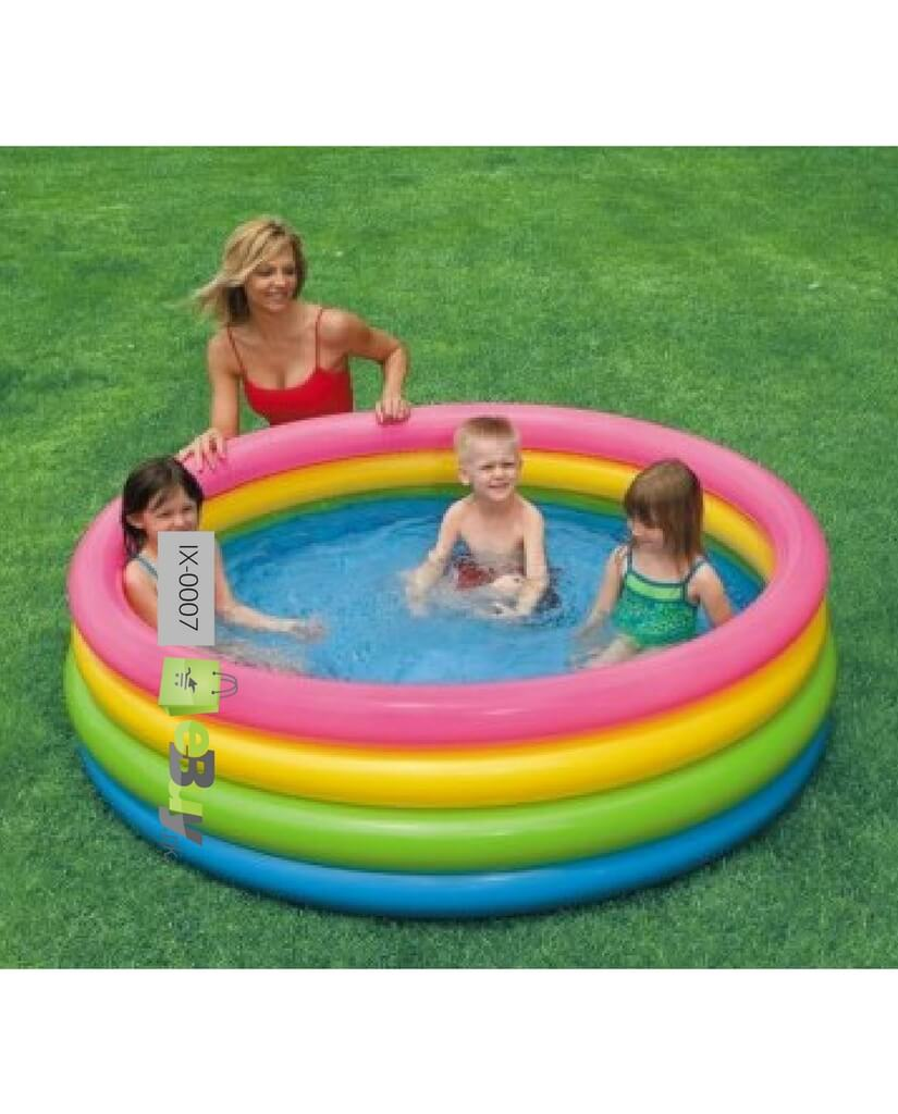 Buy intex rainbow pool small online in pakistan Intex swimming pools prices in pakistan