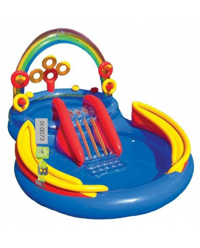 Intex Rainbow Ring Pool Inflatable