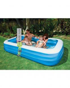 Intex Rectangular Large Family Pool At Best Price In Pakistan