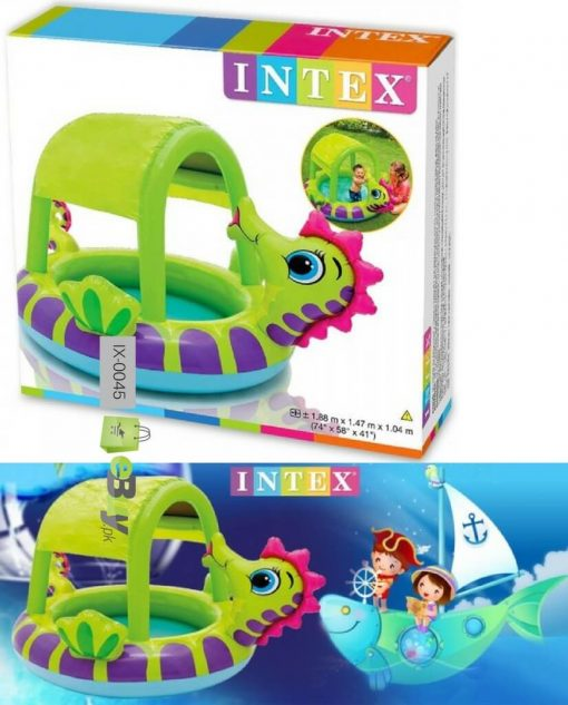 Intex Sea Horse Float Pool Online in Pakistan 2