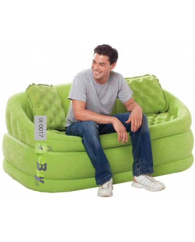 Inflatable Sofa Bed Flipkart: Buy Intex Sofa For Two Person Online In Pakistan