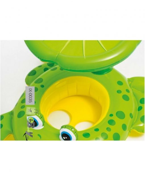 Intex Swimming Float Frog Design With Roof in Pakistan 2