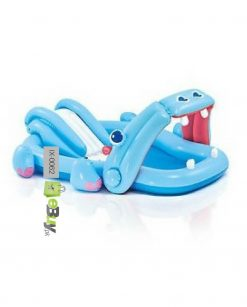 Intex inflatable hippo play centre paddling pool in Pakistan 2