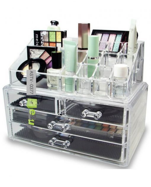 Jewellry & Cosmetic Acrylic Storage Box Online in Pakistan 3