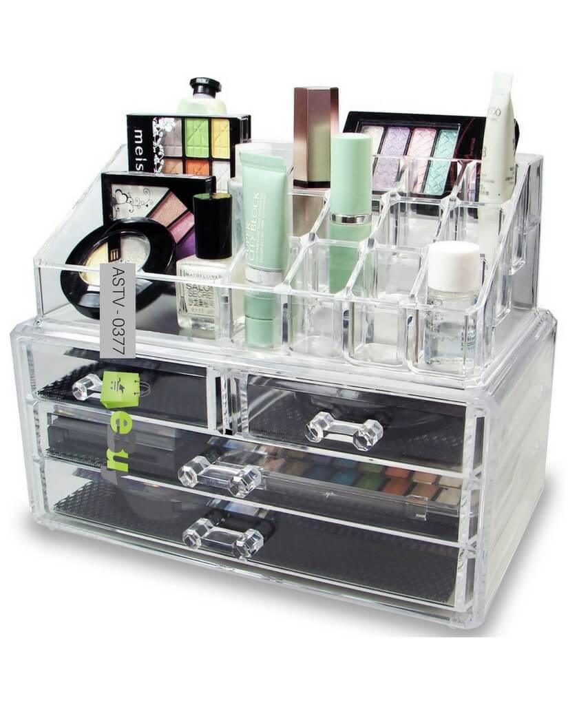 Buy Jewellry Amp Cosmetic Acrylic Storage Box Online In