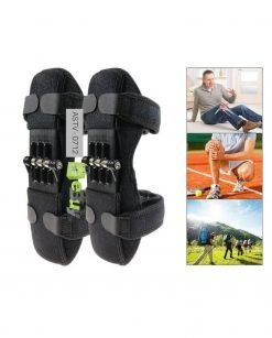 KNEEPAD - Spring Power Leg Knee Joint Support Pads Pair At Best Price In Pakistan 3