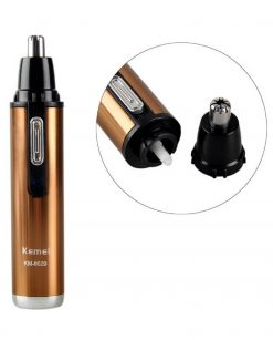 Kemei 2 in 1 Rechargeable Nose Beard Hair Trimmer in Pakistan