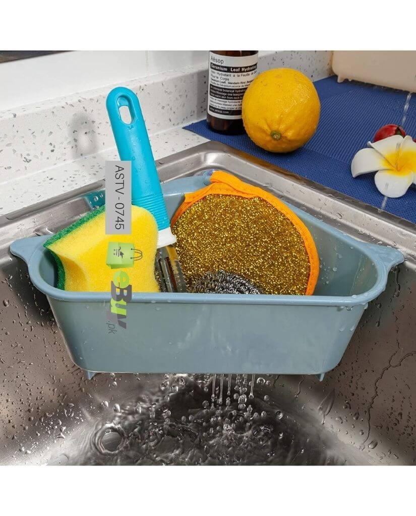 Buy Kitchen Sink Corner Storage Rack Ebuy Pk