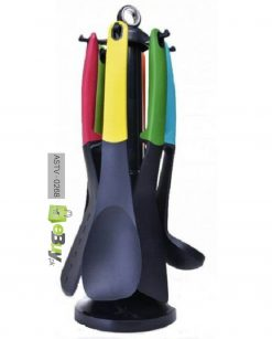 Kitchen Spoons Cooking Utensils Set - 6 Pcs in Pakistan