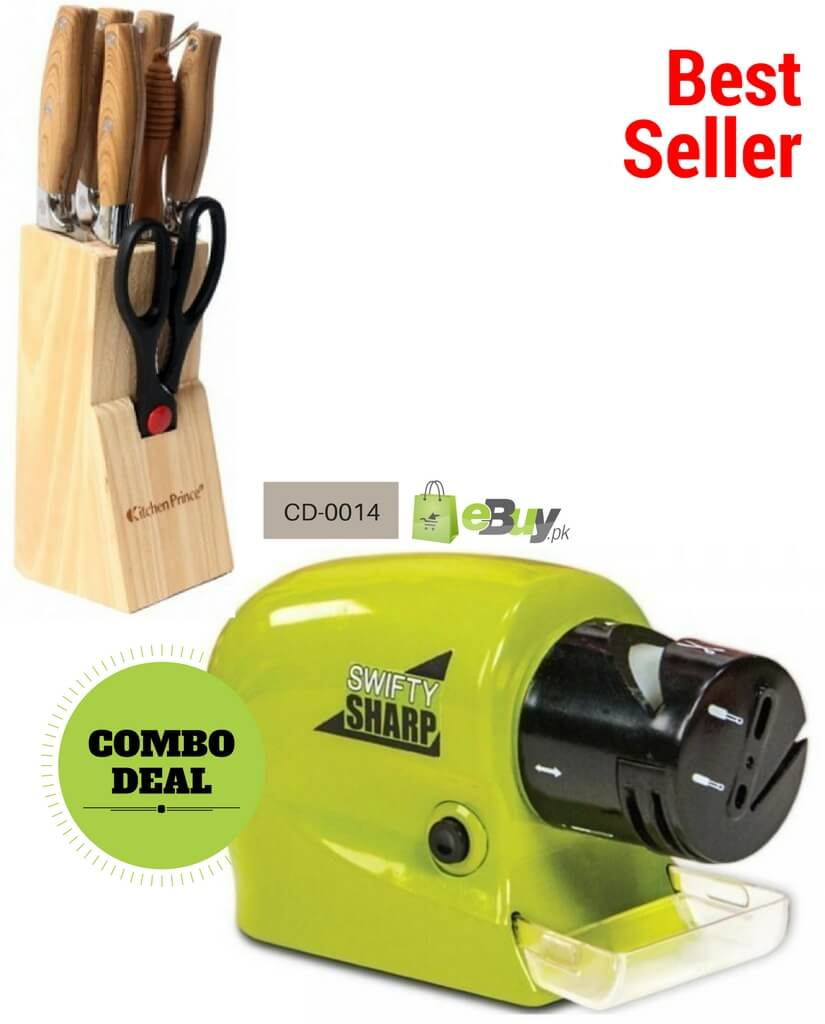 Buy Knife Display Stand & Electric Knife Sharpener in ...