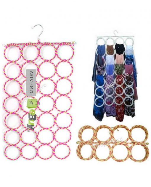 Knotted Scarf Hanger At Best Price in Pakistan