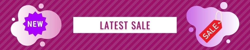 Latest Sale