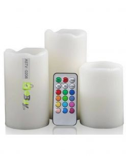 Luma LED Candles - Pack Of 3 Online in Pakistan