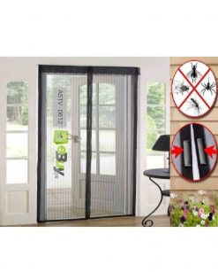 Magic Mesh Magnetic Screen Door At Best Price In Pakistan