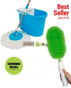 Magic Spin Mop & Go Duster Online in Pakistan