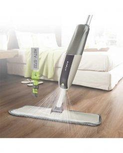 Magic Water Spray Mop With Microfiber Cloth At Best Price In Pakistan