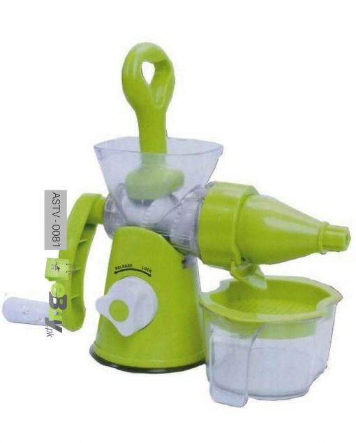 Manual Juicer Machine Online in Pakistan