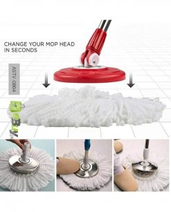 Microfiber Replacement Mop Head Refill at Best Price In Pakistan