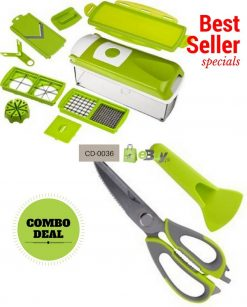 Mighty Shears Scissor & Nicer Dicer Online in Pakistan