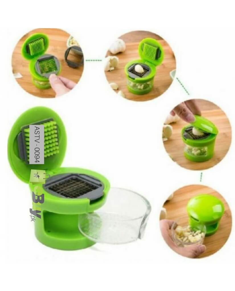 Buy Mini Garlic Chopper Slicer Cutter Online in Pakistan - eBuy pk