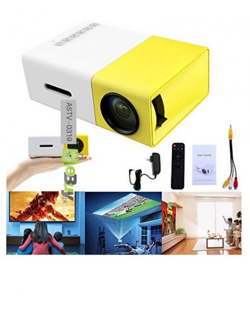Mini Projector At Best Price In Pakistan 3