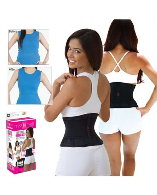 Miss Belt Waist Trimmer Online in Pakistan