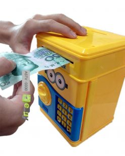 Money Saving Box with Pass code System in Pakistan