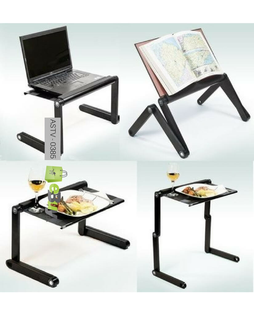 Multi Functional T8 Laptop Table At Best Price In Pakistan
