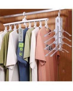 Multifunctional Magic Smart Shirt Hanger At Best Price In Pakistan