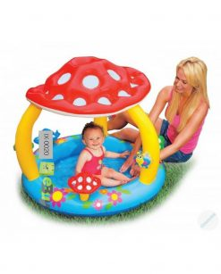 Mushroom Inflatable Baby Swimming Pool in Pakistan