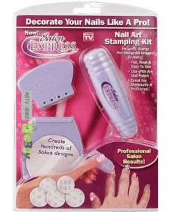 Nail Art Stamping Kit Online in Pakistan