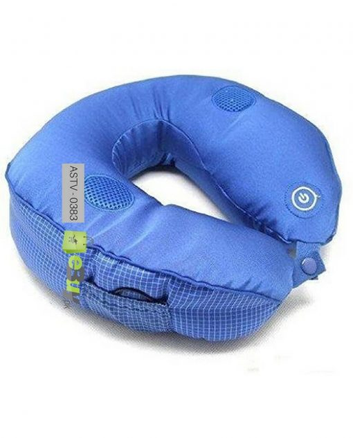 Neck Massage Pillow With Built in MP3 Online in Pakistan