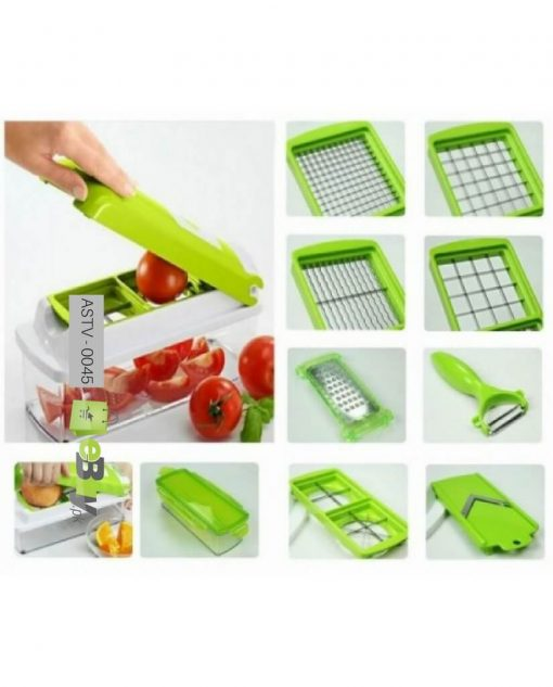 Nicer Dicer Fruits And Vegetable Cutter Online in Pakistan 2