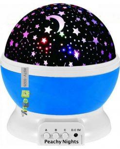 Night Light Baby Projector Lamp Online in Pakistan