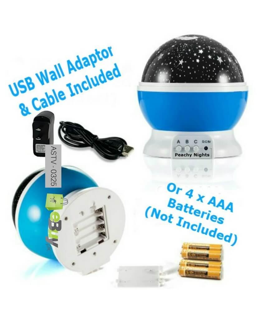 Buy Lighting Online: Buy Night Light Baby Projector Lamp Online In Pakistan
