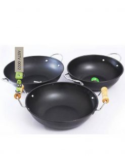 Pack of 3 Non-Stick Karahi Online in Pakistan
